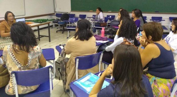 Centro de Educação de Serra Grande é apresentado a educadores