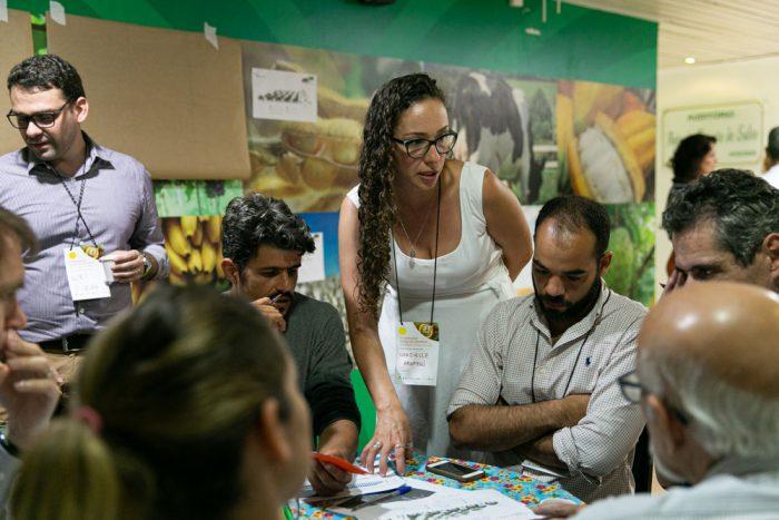 Grupo se reúne no 3o Workshop do Cacau, em Salvador
