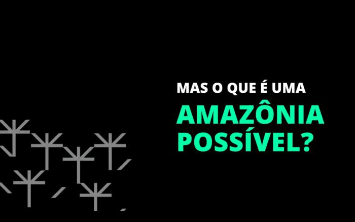 vídeo sobre iniciativa amazônia possível