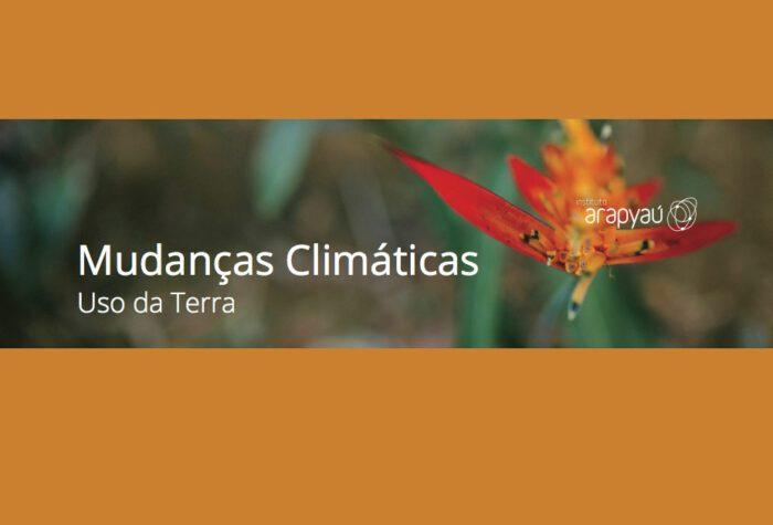Mudanças climáticas e uso da terra