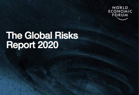 Relatório de Riscos Globais, do Fórum Econômico Mundial