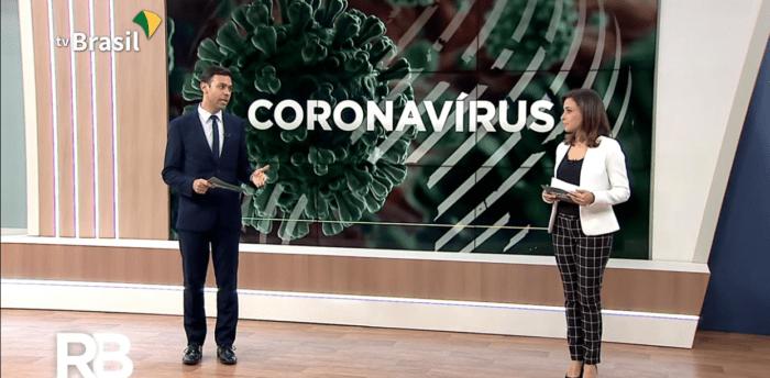 TV Brasil faz reportagem sobre como SimulaCovid pode auxiliar gestores no planejamento contra a Covid-19