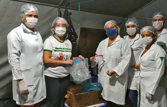 Parceria com Projeto Saúde e Alegria ajuda comunidades na Bacia do Tapajós