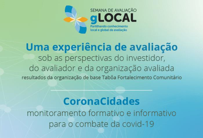 Arapyaú organiza dois webinars para Semana de Avaliação gLocal, do Clear