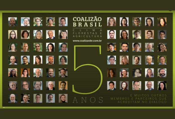 Movimento Coalizão Brasil celebra cinco anos de atuação
