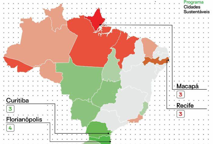 Programa Cidades Sustentáveis apresenta pesquisa sobre desigualdade e pandemia nas capitais brasileiras