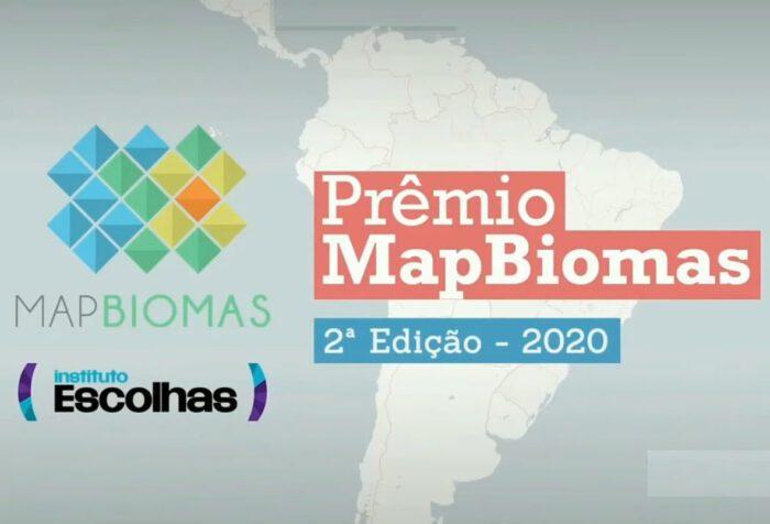 Prêmio MapBiomas destaca dados de uso da terra