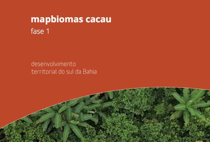 MapBiomas cacau (fase 1)